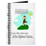 Highland Games Journal