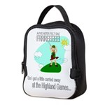 Highland Games Neoprene Lunch Bag