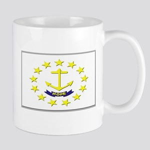 Flag of Rhode Island Mug