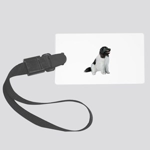 Newfie (LS1) Large Luggage Tag
