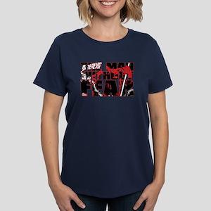 Daredevil: Man Without Fear Women's Dark T-Shirt