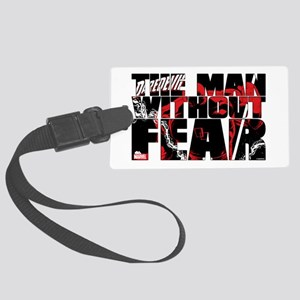 Daredevil: Man Without Fear Large Luggage Tag