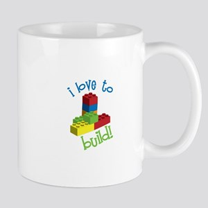 I Love To Build Mugs