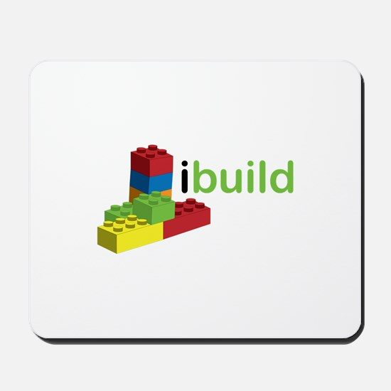 I Build Mousepad