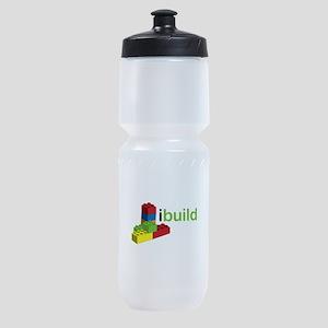 I Build Sports Bottle