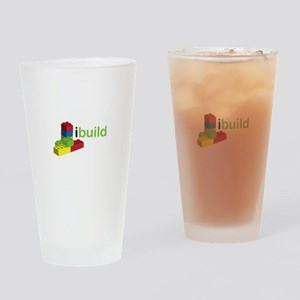 I Build Drinking Glass