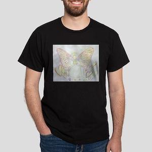 Angel Of Hearts Dark T-Shirt