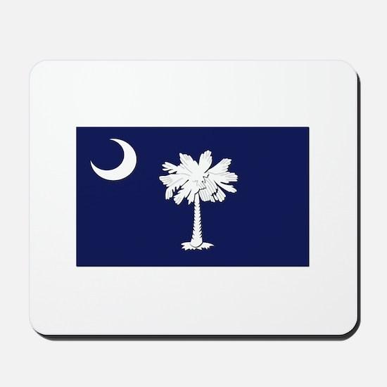 Flag of South Carolina Mousepad