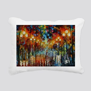 art Rectangular Canvas Pillow