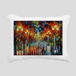 art Rectangular Canvas Pillow