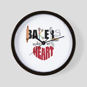 Bakers Wall Clock