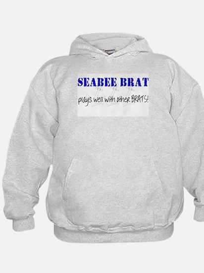 SEABEE BRAT Hoodie