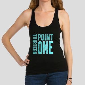 Thirteen Point One. 13.1. Half-Marathon. Racerback