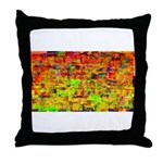 Hot wind Throw Pillow