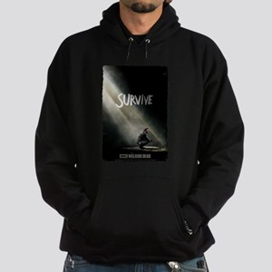 Survive The Walking Dead Hoodie (dark)