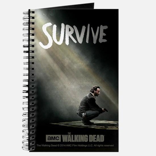 Survive The Walking Dead Journal
