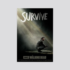 Survive The Walking Dead Magnet Magnets