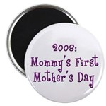 First Mother's Day Magnet