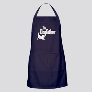 The Dogfather Apron (dark)