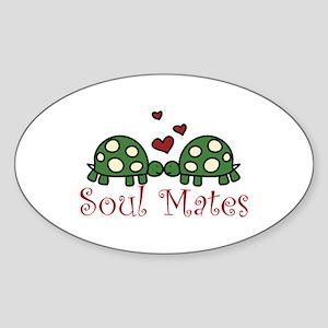 Soul Mates Sticker