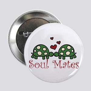 """Soul Mates 2.25"""" Button"""