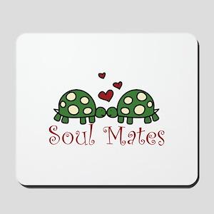 Soul Mates Mousepad