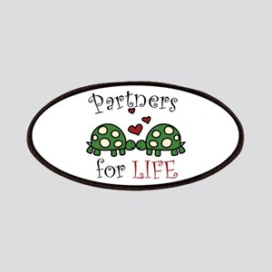 Partners For Life Patches