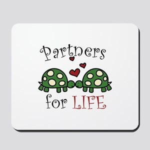 Partners For Life Mousepad