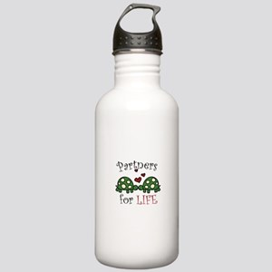 Partners For Life Water Bottle