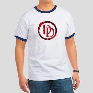 Daredevil Symbol Ringer T