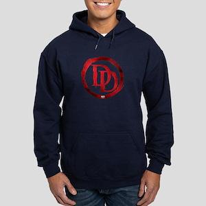 Daredevil Symbol Hoodie (dark)