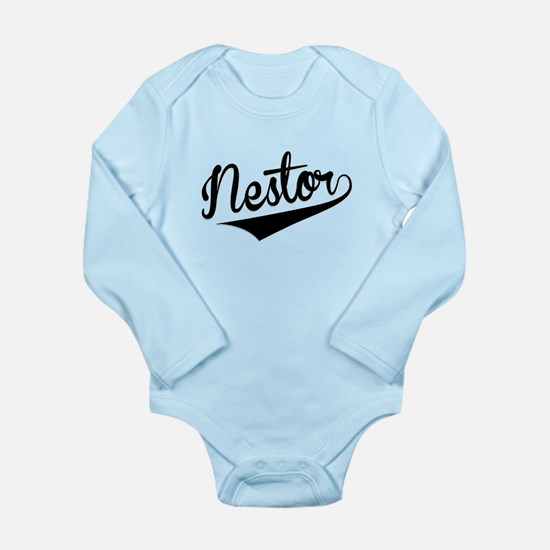 Nestor, Retro, Body Suit