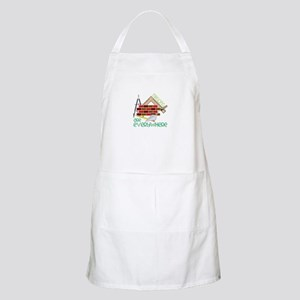 Masons Are Everywhere Apron