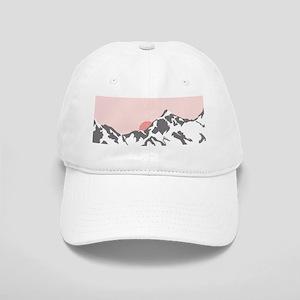 Mountain Sunrise Baseball Cap