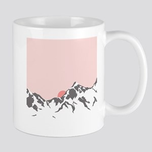 Mountain Sunrise Mugs