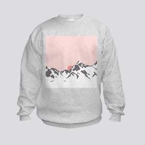 Mountain Sunrise Sweatshirt