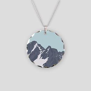 Mountain Peak Necklace