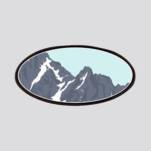 Mountain Peak Patches