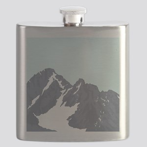 Mountain Peak Flask