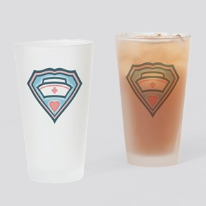 superb nurse tlc Drinking Glass