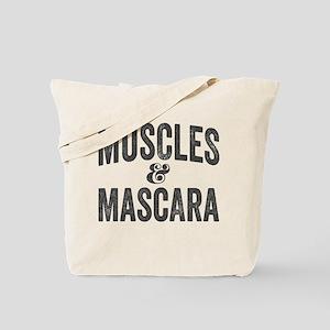 Muscles and Mascara Tote Bag