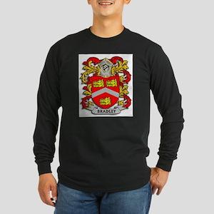 Bradley Coat of Arms Long Sleeve T-Shirt