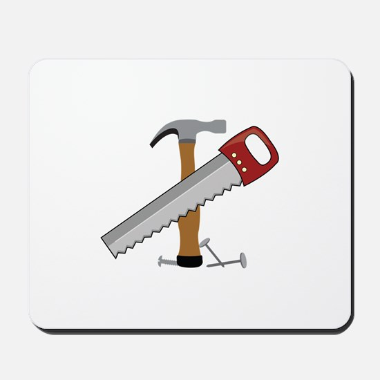 Tool Time Mousepad