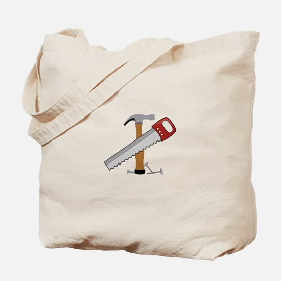 Tool Time Tote Bag