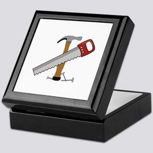 Tool Time Keepsake Box