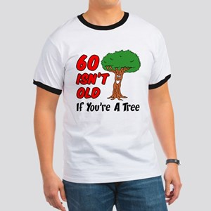 60 Isnt Old Tree T-Shirt
