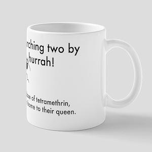 ants went marching Mug