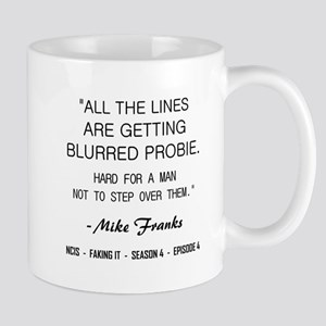 ALL THE LINES Mugs