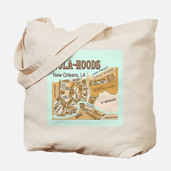 NOLA-Hoods Tote Bag