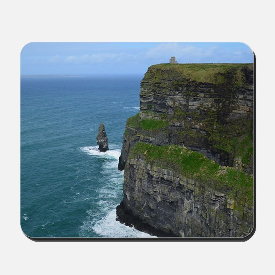 Needle Cliffs of Moher Mousepad